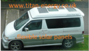 NEW SIZE 1200x415 90W Flexible Solar Panels